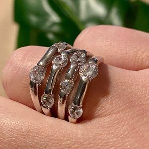 Dillard's Ring NWT